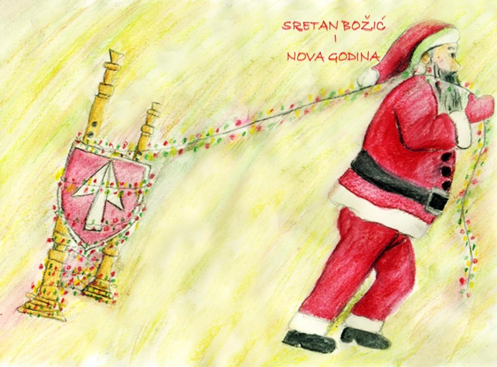 Božić Zlatela